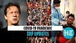 Top news updates on the Covid-19 pandemic (Agencies)