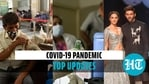 Top updates on the Covid-19 pandemic (Agencies)