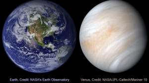 """NASA publishes interesting facts about Venus from the """"sister planet of Earth"""".  Have you seen it yet?"""