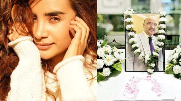 Patralekhaa mourns the loss of her father: 'You just left without saying anything Papa' -India News Cart