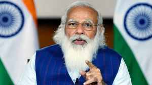 PM Modi to chair a meeting to review the surge of Covid-19 in Varanasi today