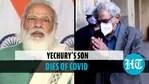 Sitaram Yechury's son, 34, dies of Covid-19; PM Modi, Kerala CM condole demise