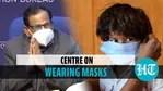 Centre on wearing masks