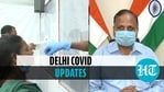 'Delhi doesn't have sufficient doses for phase 3 vaccination': Health minister