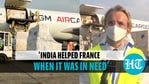 French Envoy said the Covid-19 medical aid to India is a 'gesture of solidarity'