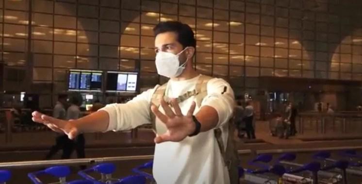 Khatron Ke Khiladi 11: Rahul Vaidya, Nikki Tamboli, Abhinav Shukla spotted  at airport as they leave for Cape Town »