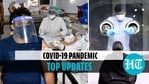 Top updates on the pandemic (Agencies)
