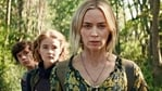 Emily Blunt in a still from A Quiet Place 2.