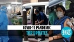 Top updates on the pandemic (ANI)