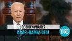 Israel-Hamas ceasefire comes into force, US President Joe Biden hails truce