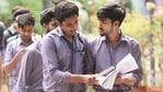 CBSE 12th Board exams 2021: Only Delhi, Punjab and West Bengal opposed holding examinations till all teachers and students appearing for exams were vaccinated.(Sanchit Khanna/HT File)
