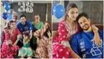 Kunal Kemmu celebrated his birthday with wife Soha Ali Khan, daughter Inaaya Naumi Kemmu, parents and sister.