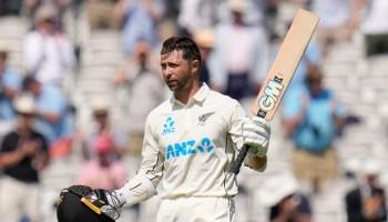 England vs New Zealand: Kiwi's Devon Conway becomes sixth batsman to hammer  double ton on Test debut | Hindustan Times