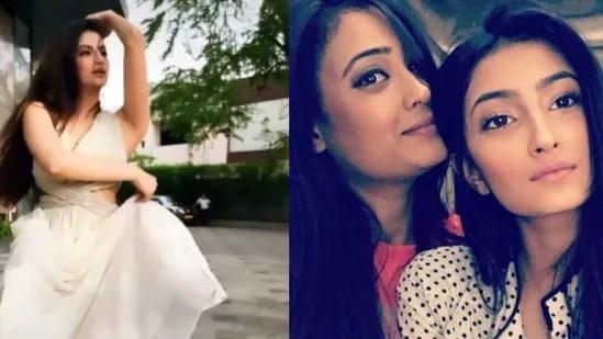 Shweta Tiwari reacts to her daughter Palak's recent photoshoot.