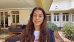 Juhi Chawla posted a video message explaining her take on 5G wireless networks in India.
