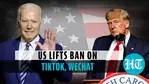 Biden revokes Trump-era bans on TikTok, WeChat; orders to shield US information