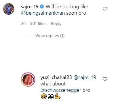 इंग्लैंड के पूर्व क्रिकेटर साजिद महमूद ने चहल की पोस्ट पर प्रतिक्रिया दी