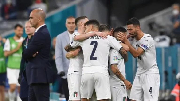Italy predicted lineup vs Spain