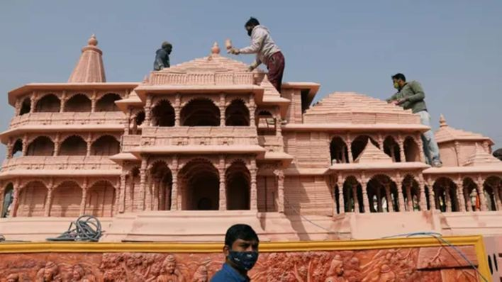trust purchases 3 ayodhya temples for expansion of ram janmabhoomi campus - hindustan times
