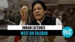 On Afghanistan, Pakistan PM Imran Khan said USA tried to find military solution where there was none (Agencies)