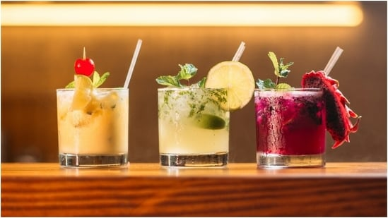 Today is National Refreshment Day, which is observed on the fourth Thursday of July annually to allow people to enjoy and detoxify themselves while having refreshments during the hottest time of the year. There are several ways to do the same, be it by drinking lemonade or pomegranate juice. Here are some refreshing and healthy drinks that you can try today to mark National Refreshment Day.(Unsplash)