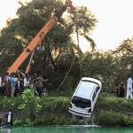 Armyman drowns, friend feared dead after car falls into canal in Patiala 💥😭😭💥