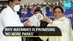Why Mayawati is promising 'no more parks'