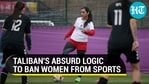 Afghan soccer player