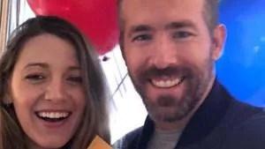 Blake Lively and Ryan Reynolds have pledged $1 million.