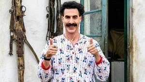 Borat Subsequent Moviefilm review: Sacha Baron Cohen returns, this time with an urgent agenda.