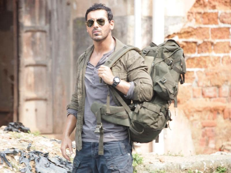 Shoojit Sircar's Madras Cafe (2013) was based on the assassination of former Indian PM Rajiv Gandhi. (YouTube).