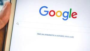 Google Search on desktop gets new font, other tweaks