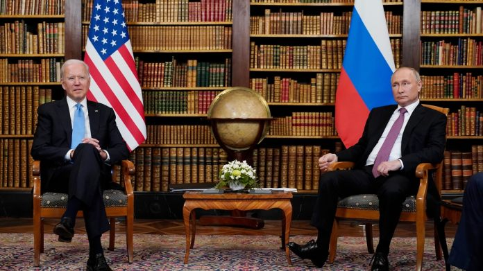 The problem with Biden's warning to Putin on future cyberattacks on American entities -India News Cart