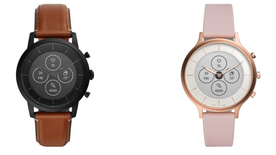 Fossil launches new Hybrid HR smartwatch in India. priced at ₹14.995