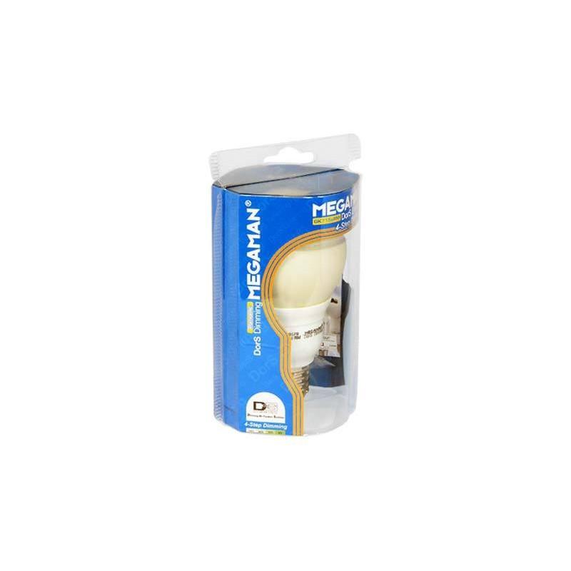Lmpara de bajo consumo 11WE2710Kh190lm  Hiper Electrn