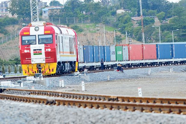 Cargo train to delay for three days