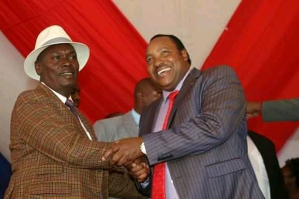Image result for kabogo and waititu