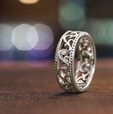 Wedding Ring Design Ideas Harriet Kelsall