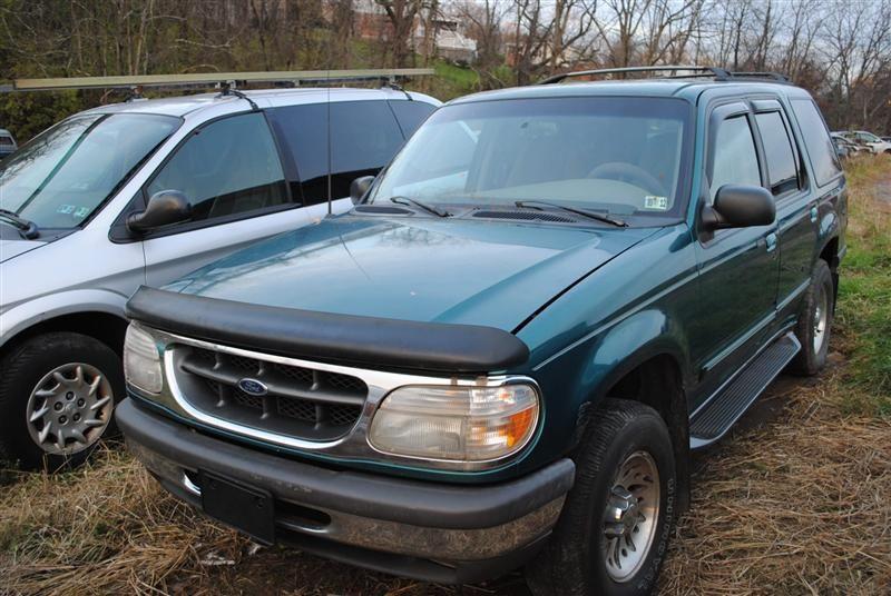 1998 Ford Explorer Transfer Case