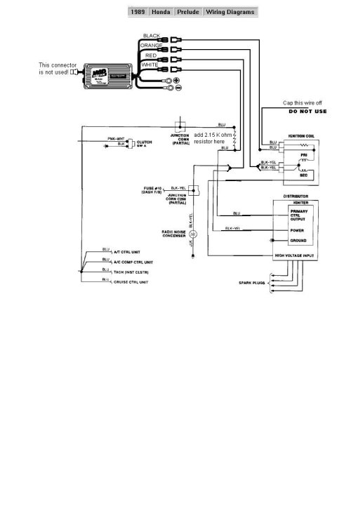 small resolution of blog diagrams and drawings 6 series honda 89 honda prelude jpg this diagram illustrates how to wire