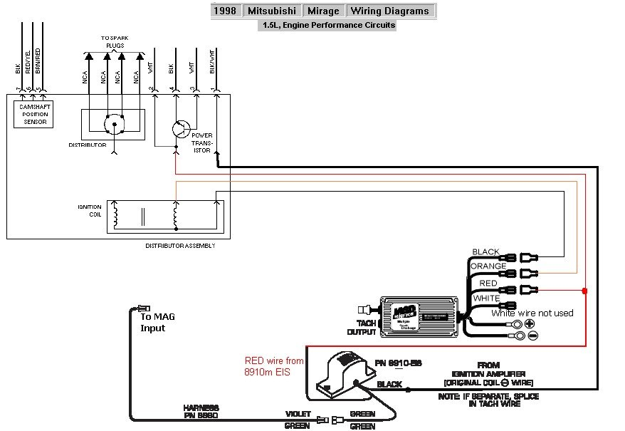Distributor Wiring Diagram On Ford Ignition Module Wiring Diagram