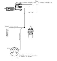 1972 porche 914 tach drawing [ 799 x 1056 Pixel ]