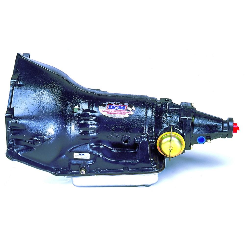 medium resolution of b m 113001 street and strip transmission th 350 chevrolet chevy turbo 350 transmission parts diagram olds faq transmission