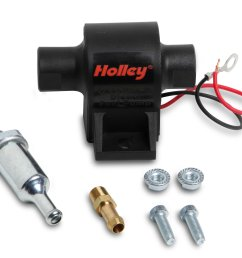 12 427 32 gph holley mighty mite electric fuel pump 4 7 [ 3152 x 2676 Pixel ]