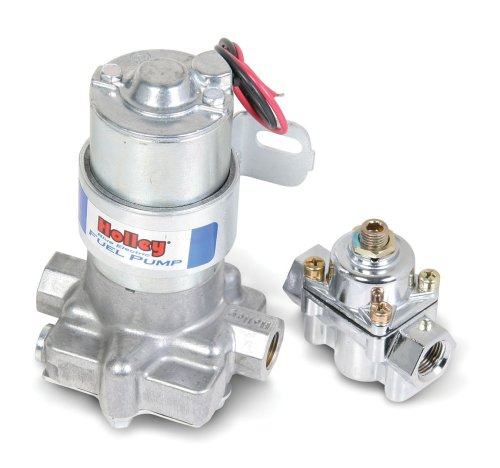 small resolution of 12 802 1 110 gph blue electric fuel pump with regulator image