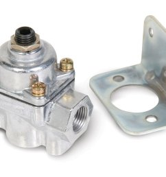 holley 12 803bp carbureted bypass fuel pressure regulator 12 803bp carbureted bypass fuel pressure regulator image [ 1150 x 728 Pixel ]