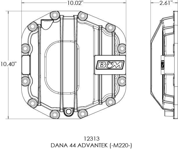 B&M Precision Manual Sport Shifter For 03-19 Nissan 350Z