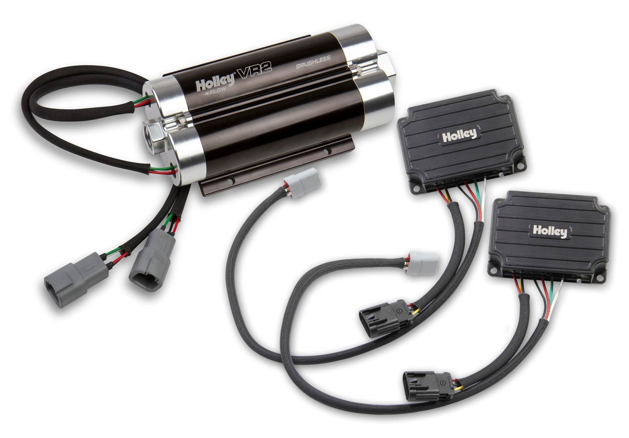 hight resolution of 12 3000 2 vr2 brushless fuel pump w controller dual 10an