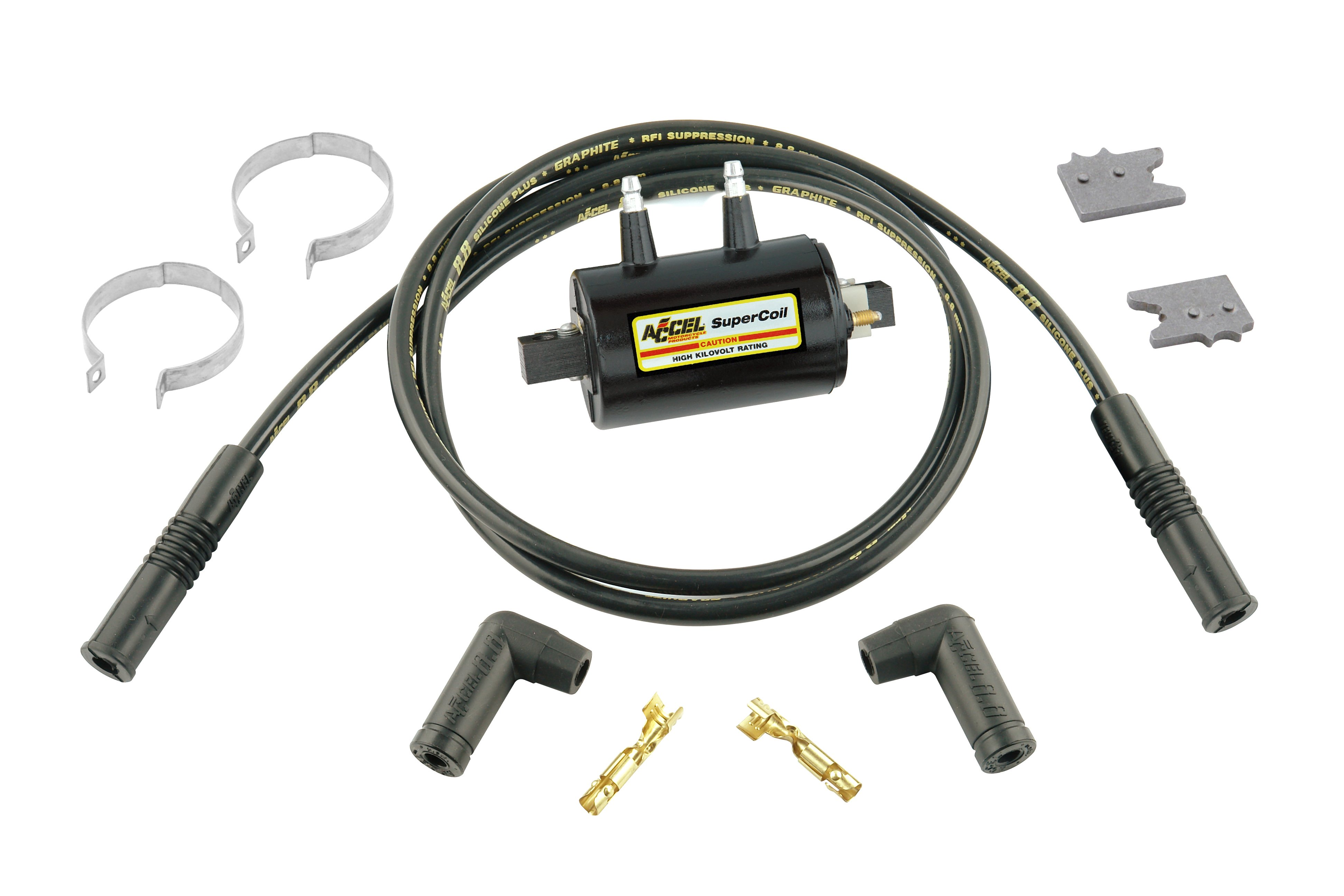 Accel Motorcycle Ks Ignition Coil Kit