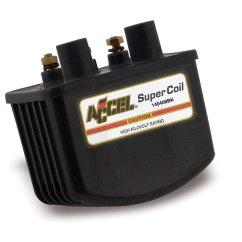 Accel Ignition Wiring Diagram Porsche 964 Spoiler Motorcycle 140408bk Super Coil - Single Fire Black